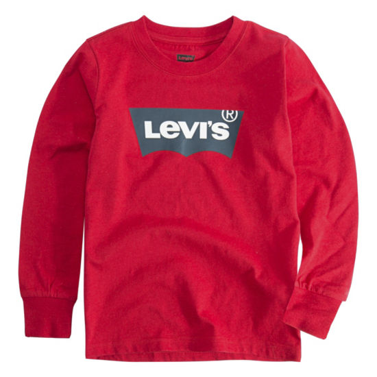 Levi's ® ™ Batwing Long Sleeve Tee Boys