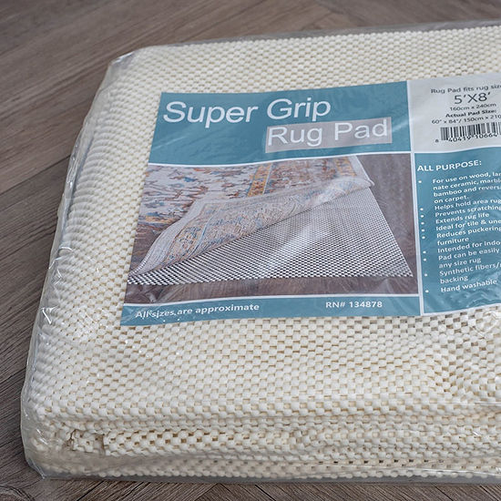 Tayse Super Grip Traditional Rug Pad Collection