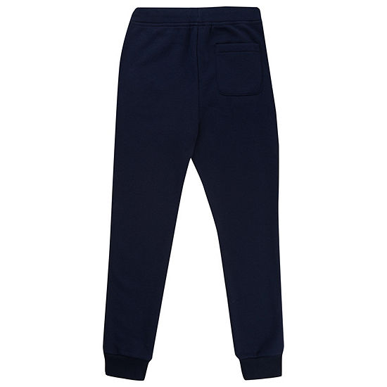 French Toast - Toddler Boys Mid Rise Tapered Jogger Pant