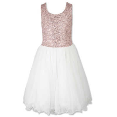 Speechless Sleeveless Party Dress - Big Kid Girls Plus