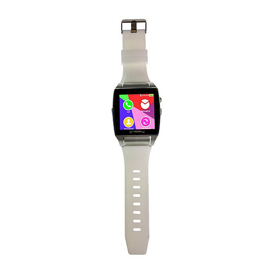 "LINSAY 1.5"" Smart Watch Executive with Camera and Micro SD Card Slot up to 64GB"