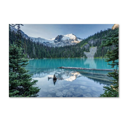 Trademark Fine Art Pierre Leclerc Natural Beautiful British Columbia Giclee Canvas Art