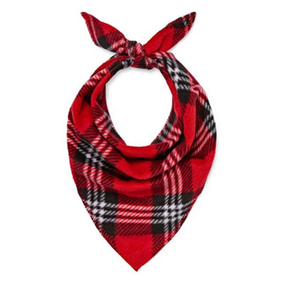 Holiday Famjams Red Plaid Pet