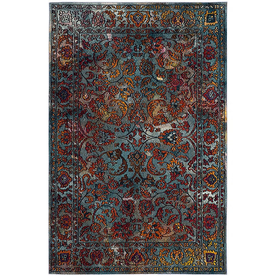 Safavieh Crystal Collection Shirley Oriental Area Rug