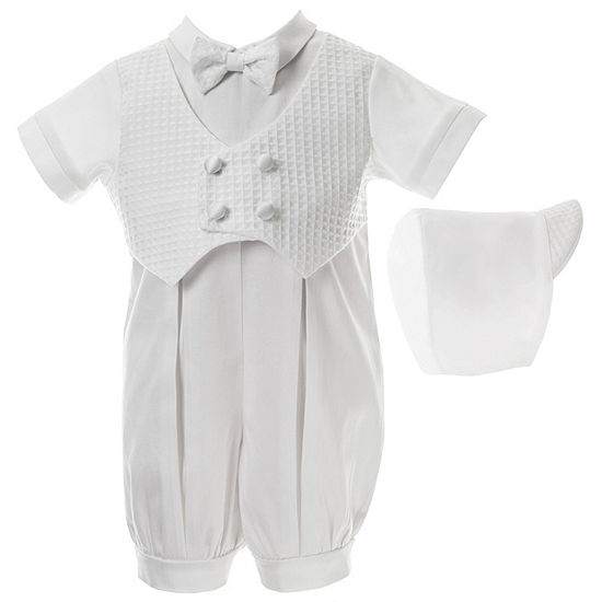 Keepsake Baby Boys 2-pc. Tuxedo Set