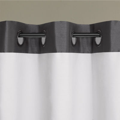 Madison Park Cody Grommet-Top Curtain Panel