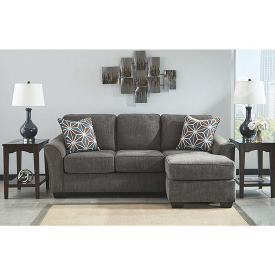 Sectional Sofas At Jcpenney: Signature Design By Ashley Brise Sofa Chaise JCPenney