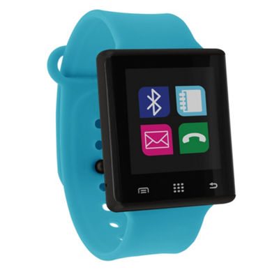 Itouch Air Unisex Blue Smart Watch-Ita33601b714-435