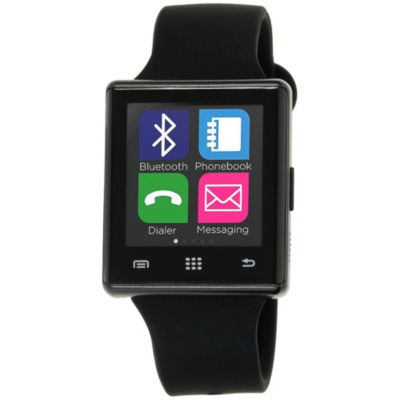 Itouch Air 2 Heart Rate Unisex Black Smart Watch-Ita33601b714-362