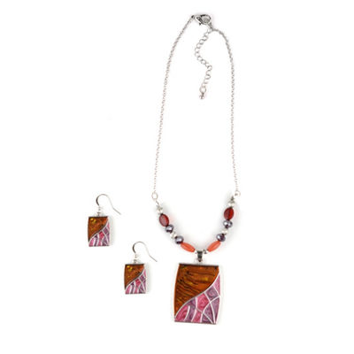 Mixit Silver Tone 3-pc. Jewelry Set