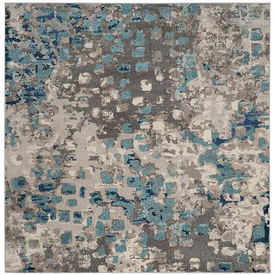 Safavieh Monaco Collection Doreen Abstract SquareArea Rug