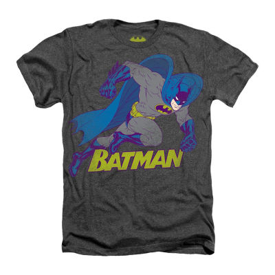 Batman Running Retro Graphic Tee