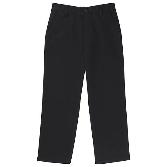 French Toast Relaxed Fit Pant- Toddler Boys