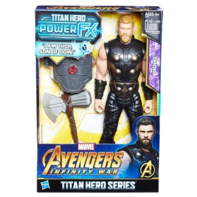 Marvel Thor Titan Action Figure