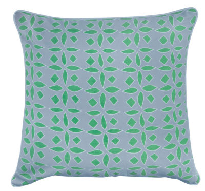 Rizzy Home Andrew Transitional Geometric Decorative Pillow