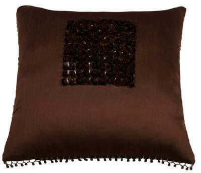 Rizzy Home Robert Transitional Solid Decorative Pillow