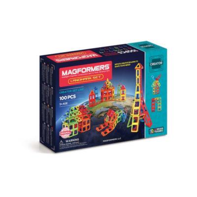 Magformers Landmark 100 PC. Set