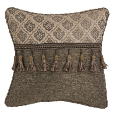 Croscill Classics Nerissa Fashion Square Throw Pillow