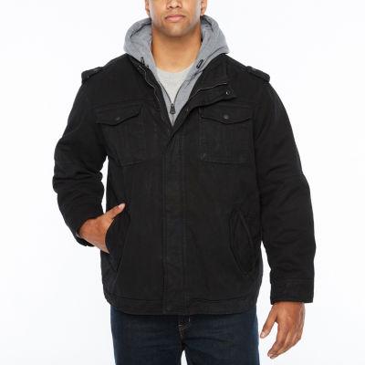 Levi's Canvas Midweight Field Jacket-Big