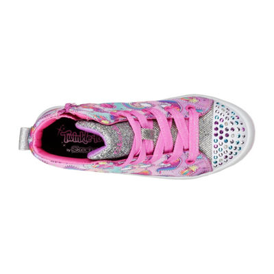 Skechers Twilights Girls Walking Shoes