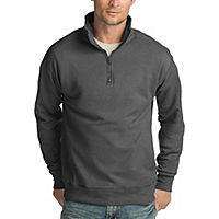 Hanes Nano Mens Premium Lightweight Quarter-Zip Jacket (various colors/sizes)