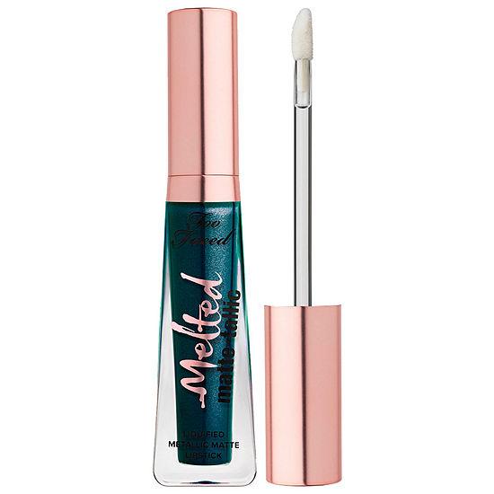 Too Faced Melted Matte-Tallic Liquified Metallic Matte Lipstick