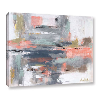 Snow Drift Gallery Wrapped Canvas