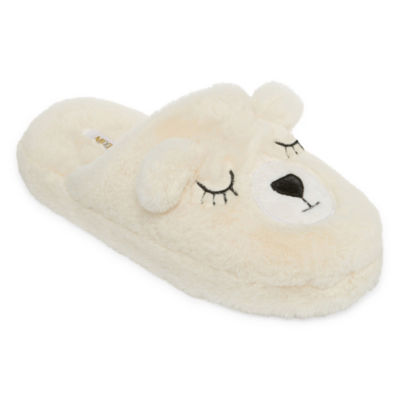 Mixit Critter Scuff Slip-On Slippers