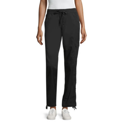 Supplies By Unionbay Womens Mid Rise Modern Fit Ankle Pant