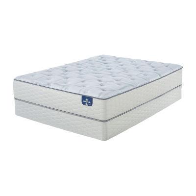Serta® Sertapedic® Lawrenceville Plush + Mattress + Box Spring