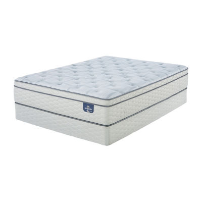 Serta® Sertapedic® Lawrenceville Euro Top - Mattress + Box Spring