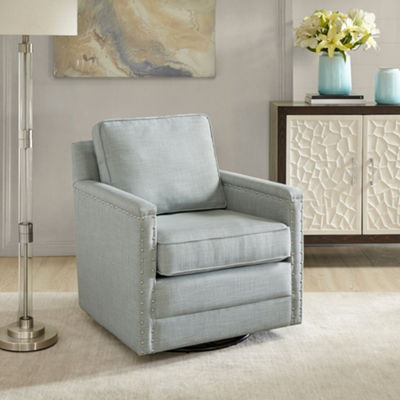 Madison Park Lotte Swivel Glider Chair