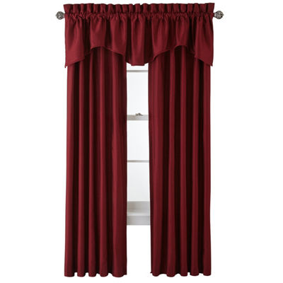 Royal Velvet Supreme Pinch-Pleat Curtain Panel