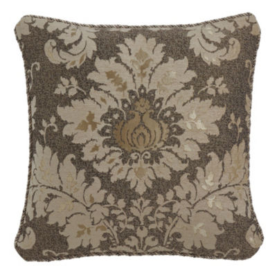 Croscill Classics Nerissa 18x18 Square Throw Pillow