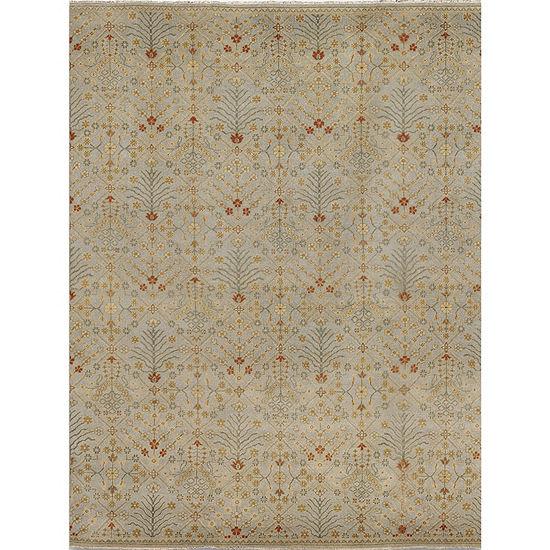 Amer Rugs Anatolia AH Hand-Knotted Wool Rug