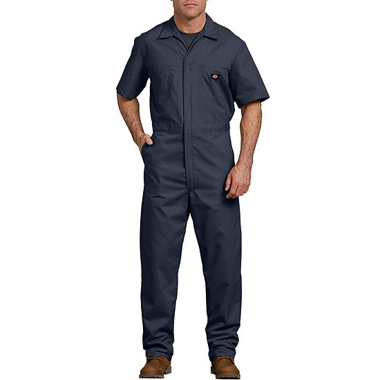 Dickies® Short Sleeve Coveralls - Short