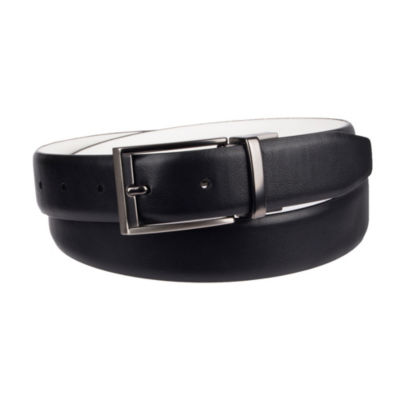 JF J.Ferrar Mens Reversible Stretch Belt