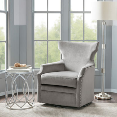 Madison Park Cordy Swivel Glider Chair