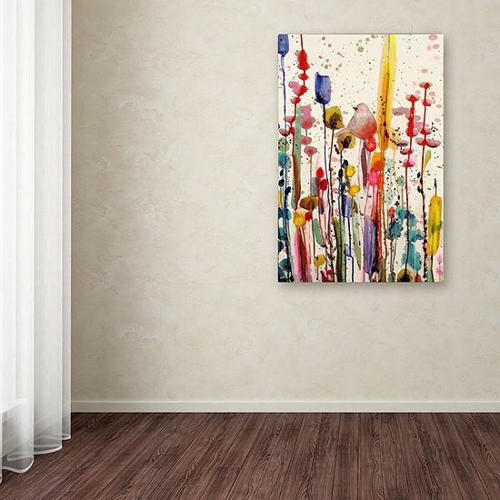 Trademark Fine Art Sylvie Demers Ce Doux Matin Giclee Canvas Art