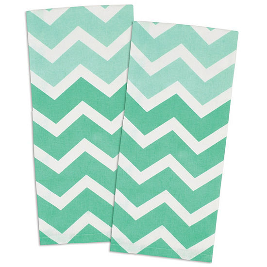 Chevron Dishtowel - Set of 2