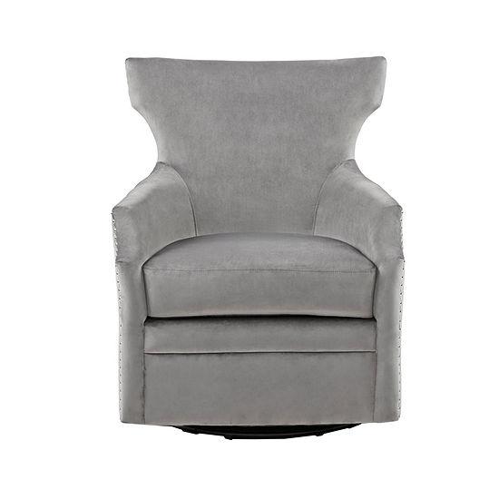 Madison Park Cordy Swivel Glider Chair