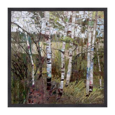 Summertide Framed Canvas Art