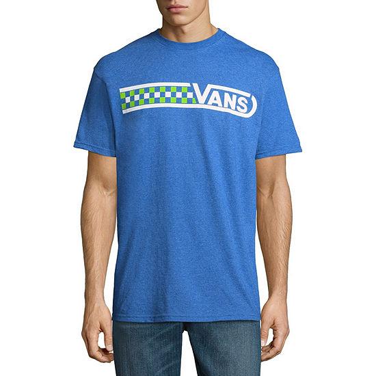 Vans Unisex Adult Crew Neck Short Sleeve T-Shirt