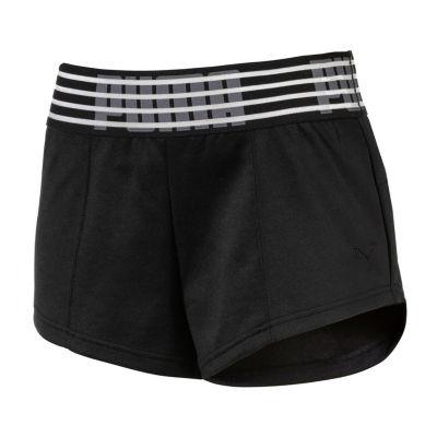 """Puma 2 1/2"""" Knit Workout Shorts"""