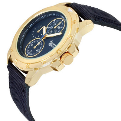 Womens Blue Bracelet Watch-Mst5465g100-104
