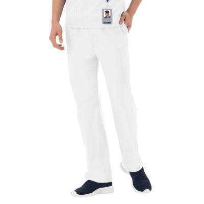 White Swan Fundamentals Unisex Scrub Pants-Big & Tall