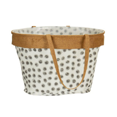 Household Essentials Oval Krush Container Tote