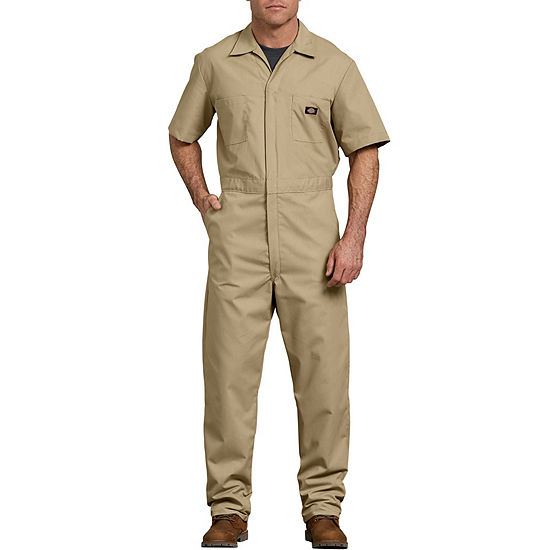 Dickies® Short Sleeve Coveralls - Short