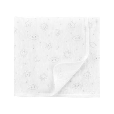 Carter's Little Baby Basics  Swaddle Blanket - Unisex
