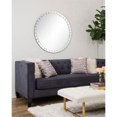 Marie Round Wall Mirror